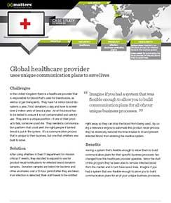 Global Healthcare Provider