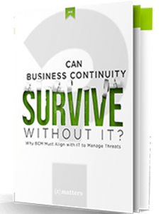 Can Business Continuity Survive Without IT?