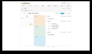 Three Calendar Views