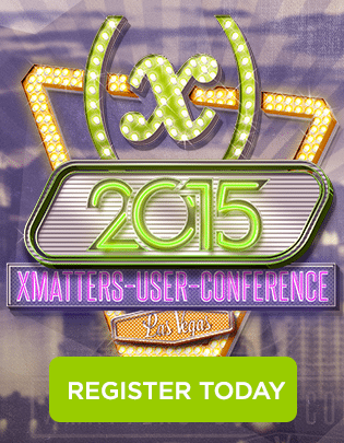 Register for the xMatters User Conference