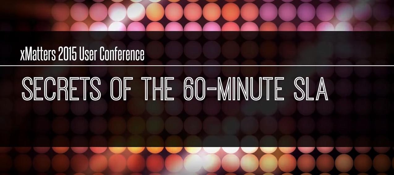 Capital Group Companies – Secrets of the 60 min SLA