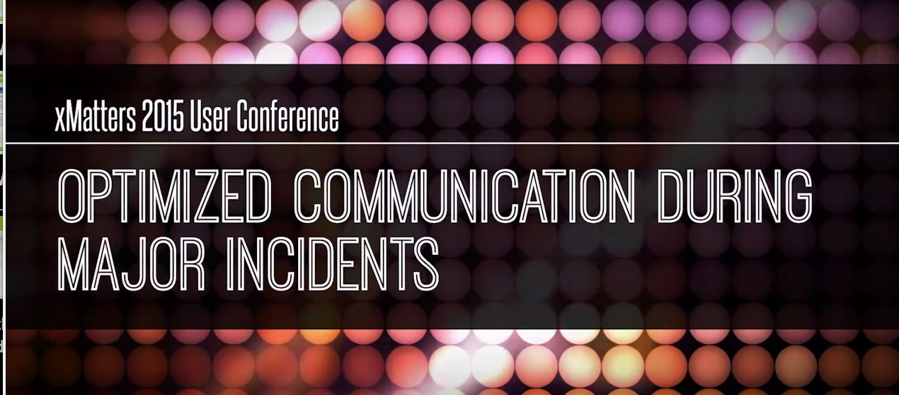 Cox Enterprises – Optimized Communication During Major Incidents