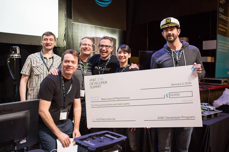 Hackathon: Team xMatters