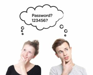 People will pull from past experience and pre-conceived rules as to what they think 'random' is in order to create the password.