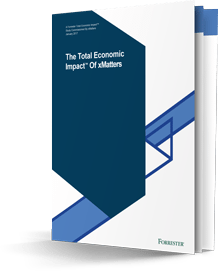 tei report, total economic impact report, xmatters tei